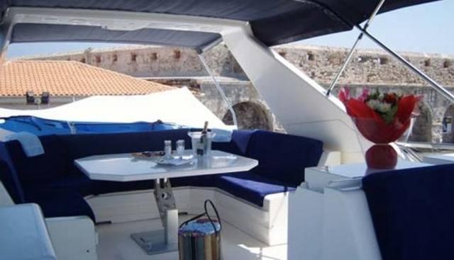 Temptation IV Charter Yacht - 3