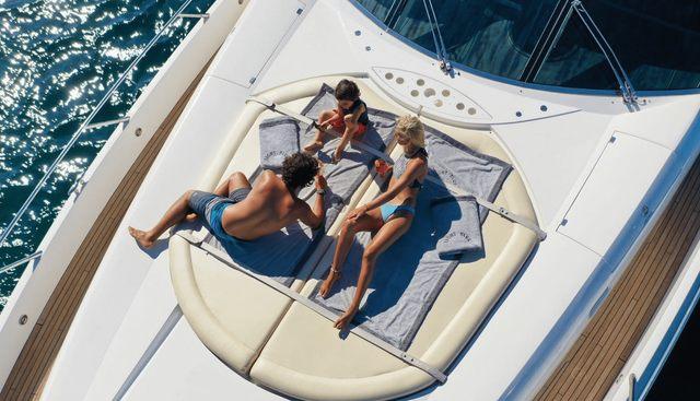 Light Blue Charter Yacht - 2