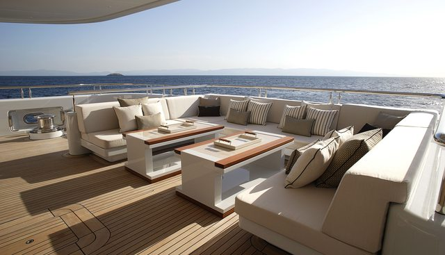 Quantum of Solace Charter Yacht - 3