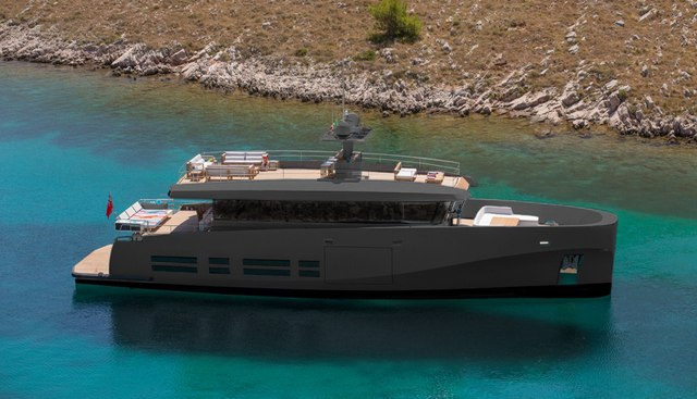 Kokonut's Wally Charter Yacht