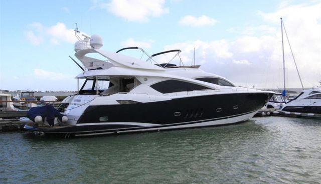 Fantasia of London Charter Yacht - 6