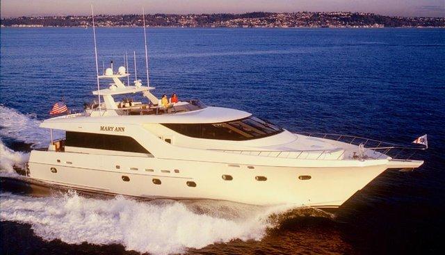 Hotel California Charter Yacht