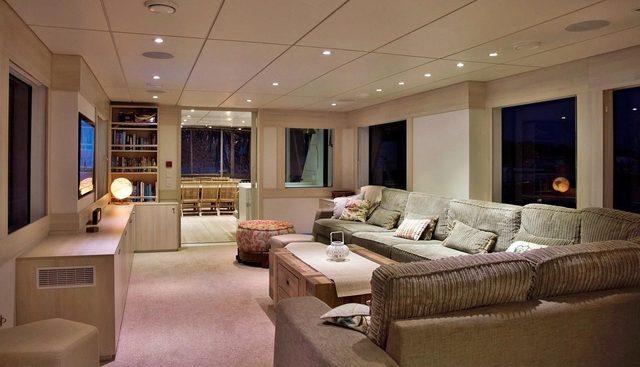 Kahu Charter Yacht - 6