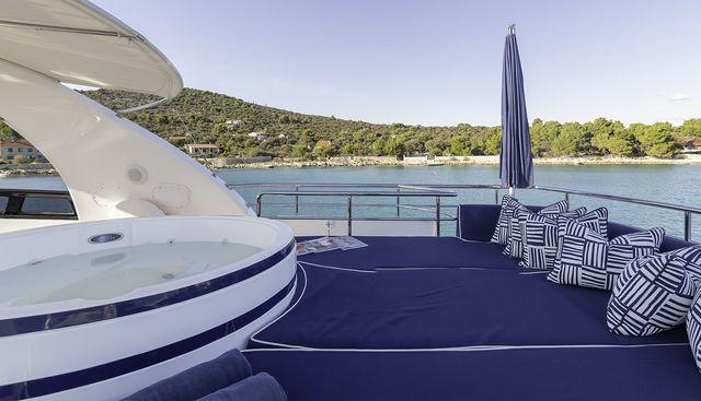 Asha Charter Yacht - 4