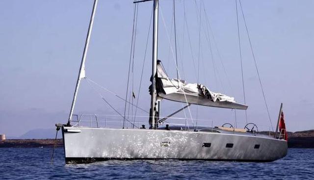 Gymir Charter Yacht