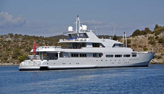 Achilles Charter Yacht - 4