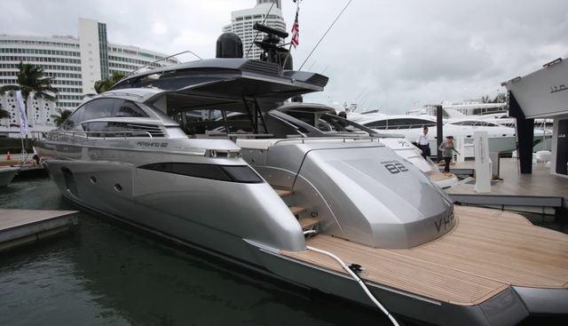 Pershing 82 VHP Charter Yacht - 2