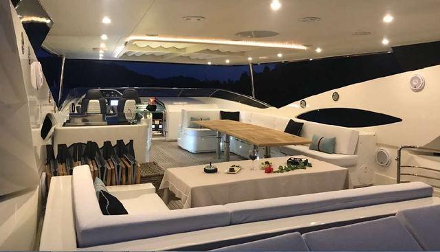 Evolution Charter Yacht - 3
