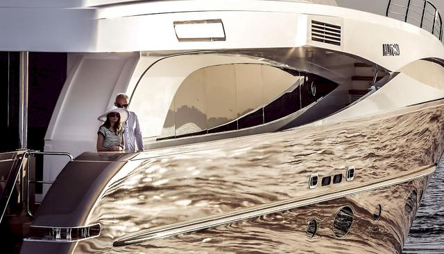 Aliyoni Charter Yacht - 3