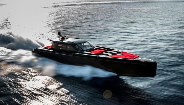 Blackmail Charter Yacht