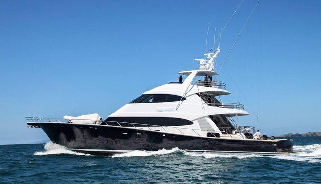 Lanakai Charter Yacht