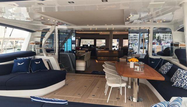 Mariah Princess III Charter Yacht - 4
