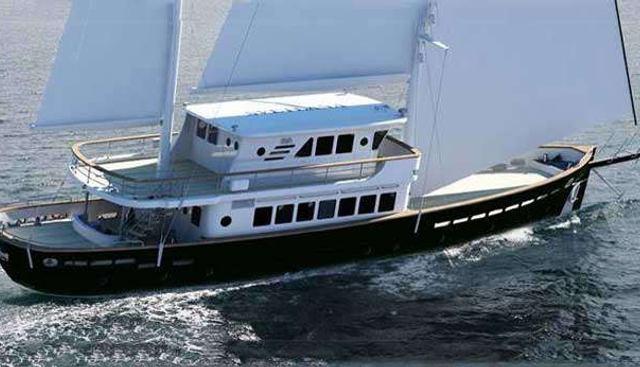 Svetlana Charter Yacht