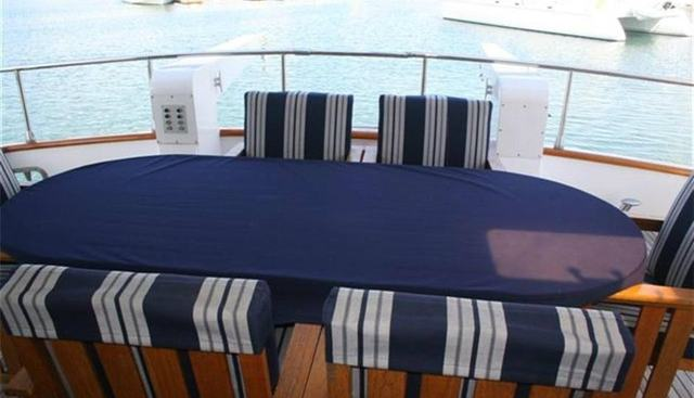 Pacific Pearl Charter Yacht - 2