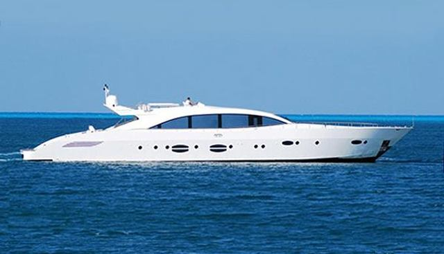 Mima Charter Yacht