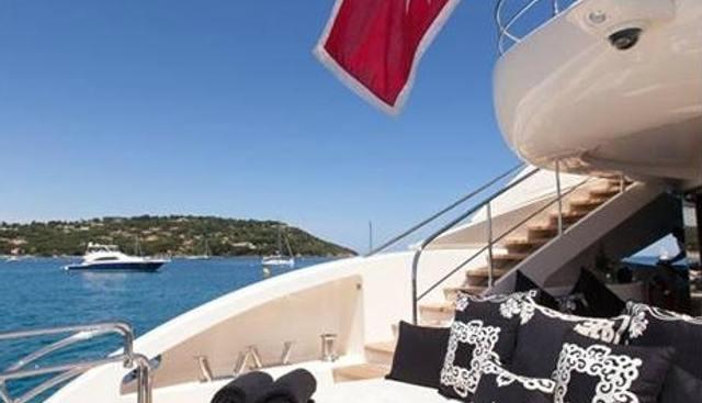 Whispering Angel Charter Yacht - 4