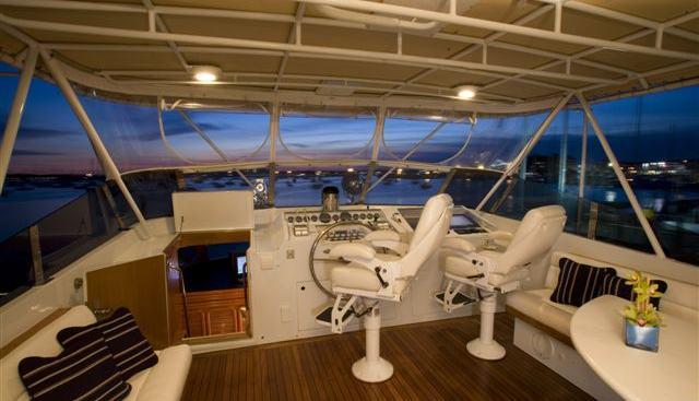 Trilogy Charter Yacht - 4