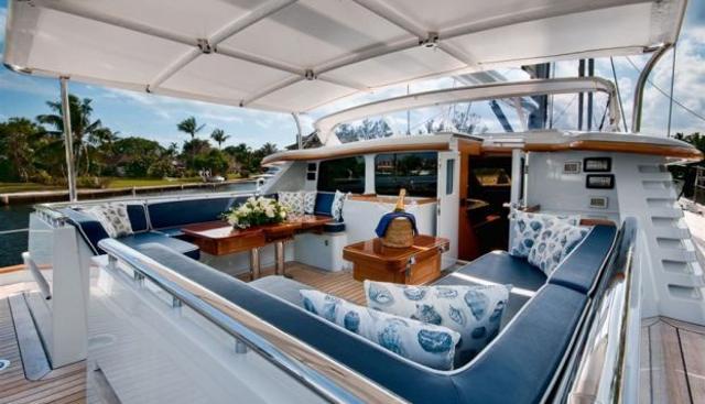 Cabochon Charter Yacht - 4
