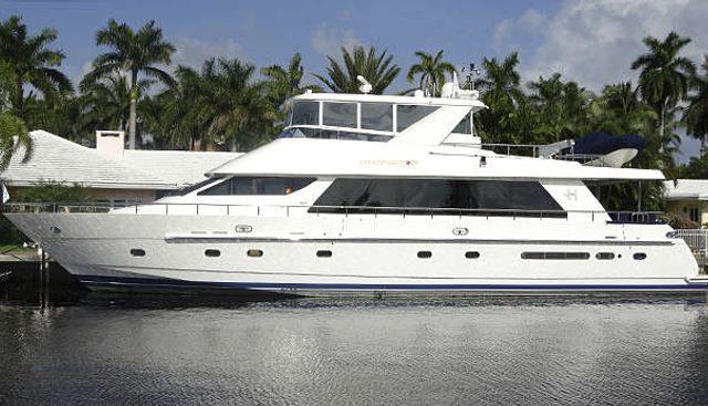 Sea 2 Sea old Charter Yacht