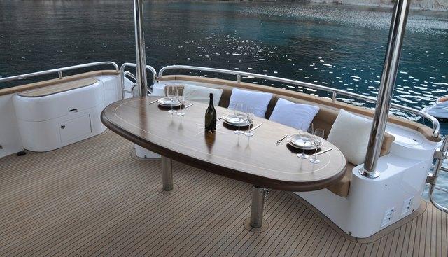 Santa Valentina Charter Yacht - 3