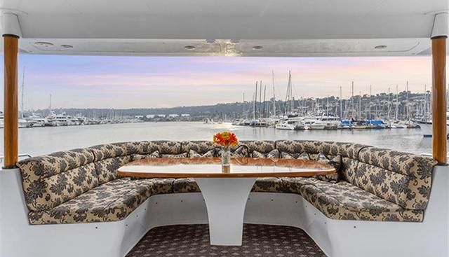 Three Blessings Charter Yacht - 2