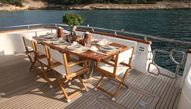 Sefira Charter Yacht - 4