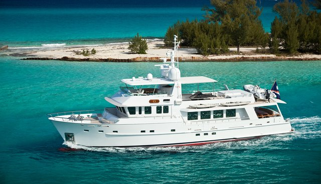 Gayle Force Charter Yacht