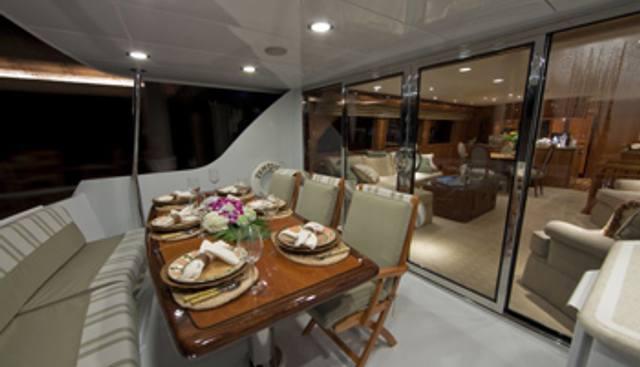 Bayou A Bud Charter Yacht - 6