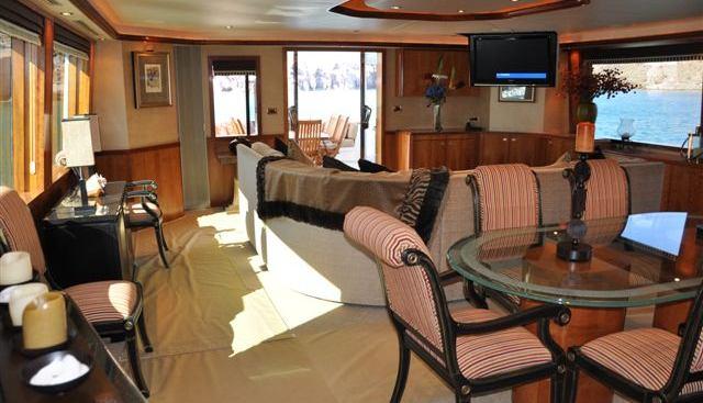 Snowbored Charter Yacht - 5