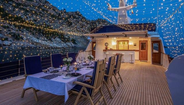 Monaco Charter Yacht - 4
