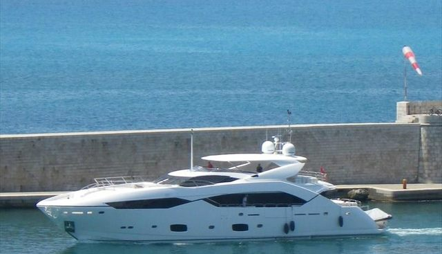 Twisted Charter Yacht