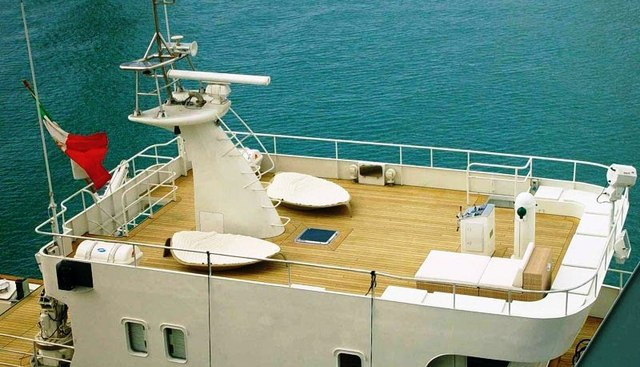 Nave Barbara Charter Yacht - 3