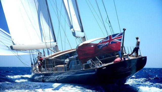 Thalia Charter Yacht - 3
