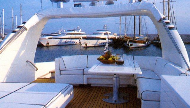 Hanja Charter Yacht - 2