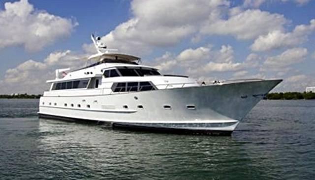 L'Elegance Charter Yacht