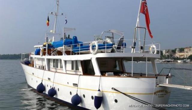 Midnight Sun of St Peter Port Charter Yacht - 5