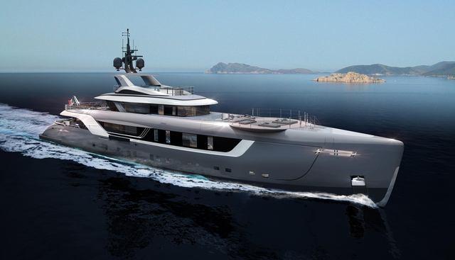 Piuma Charter Yacht - 2