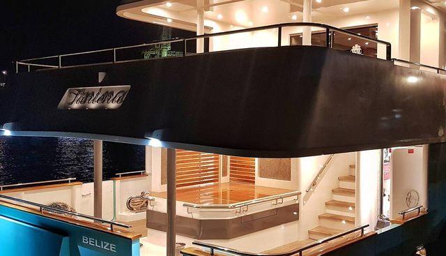 Taniena Charter Yacht