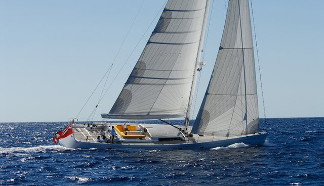 Whimsy Charter Yacht