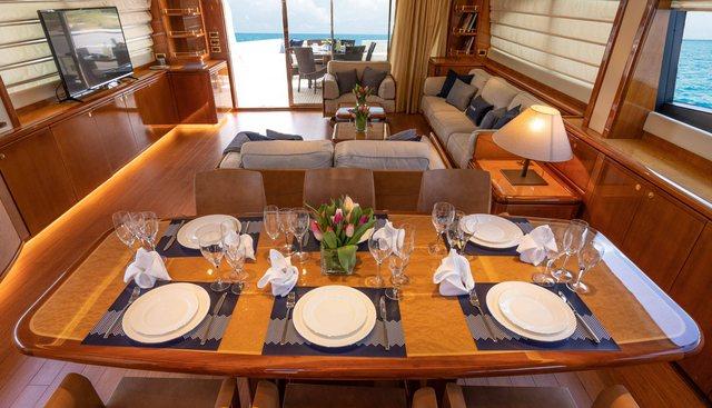 Estia Yi Charter Yacht - 7