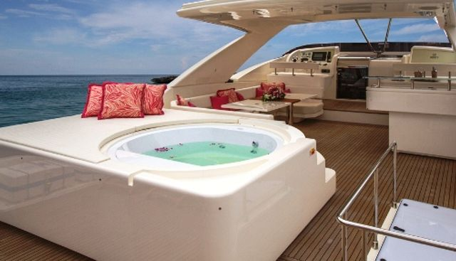 In Too Deep Charter Yacht - 2