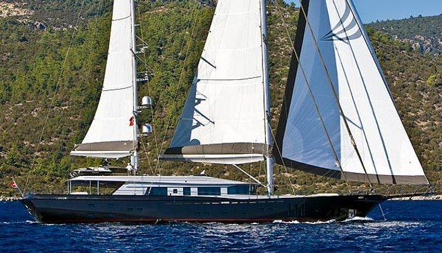 60 Years Charter Yacht