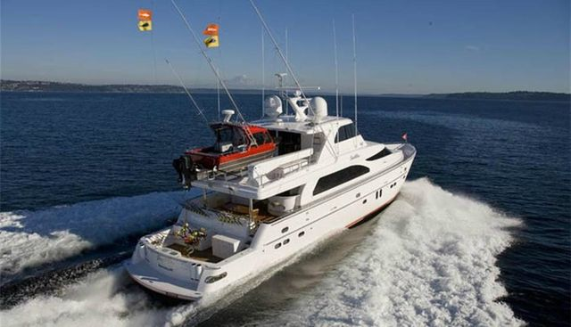 Tourbillon Charter Yacht - 3