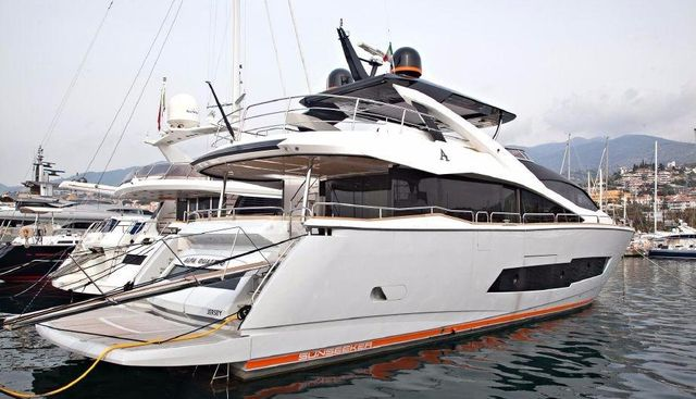 Mystery King Charter Yacht - 5