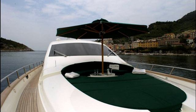 Toby Charter Yacht - 3
