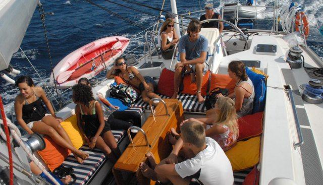 Taboo Charter Yacht - 3