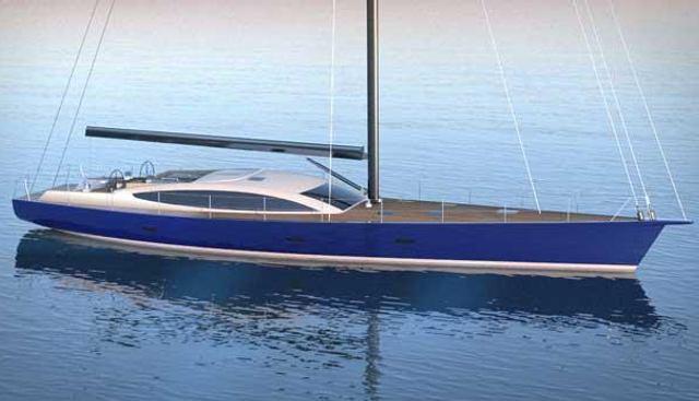 Sapphire Knight Charter Yacht