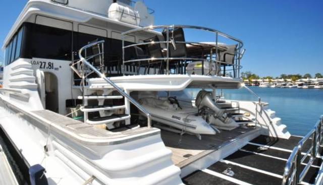 Sassy Charter Yacht - 3