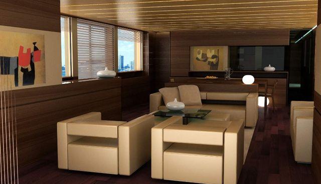 Aicon Navetta 110 Charter Yacht - 2