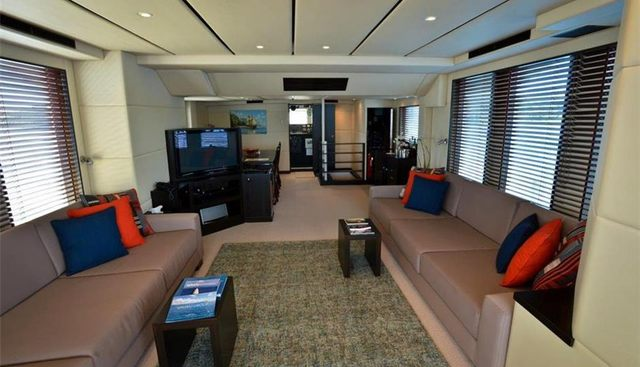 Dr No Charter Yacht - 6